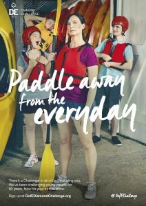 Poster - Kayak